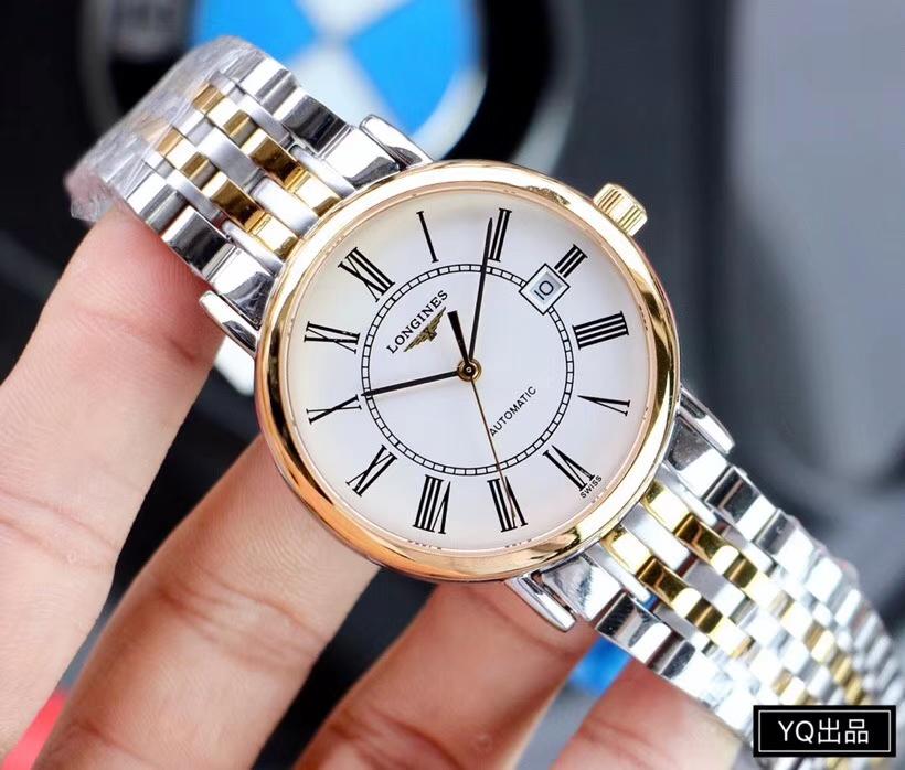 newest 997a7 66ff3 ロンジン(LONGINES)腕時計 メンズ 自動巻き 定番人気 LON-WD390-214
