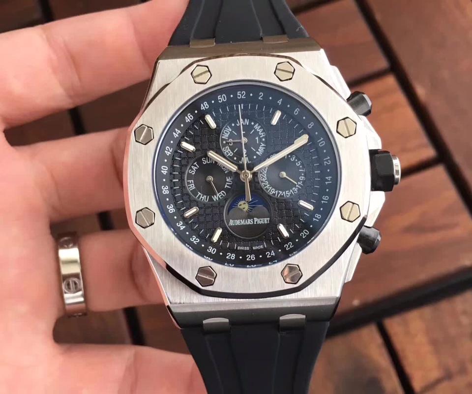 innovative design 0dc76 c613f オーデマ ピゲ AUDEMARS PIGUET メンズ 腕時計 時計 45mm AP-TSH480-074