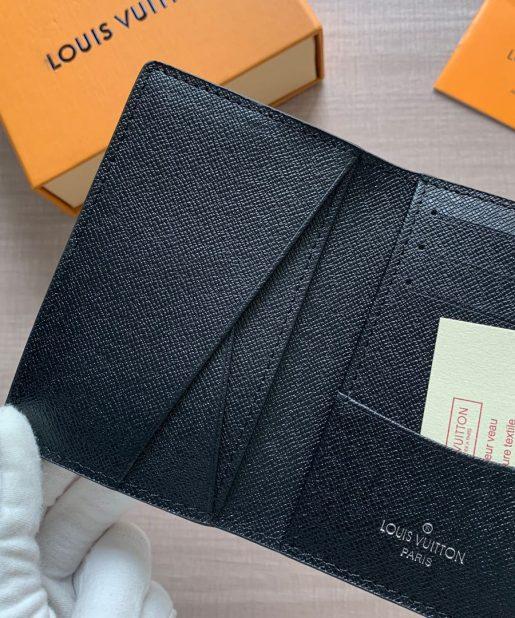 competitive price 5e5ca 7441c Louis Vuitton(ルイヴィトン) 二つ折り財布 カードケース M63210-1